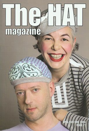 The Hat Magazine Issue #21