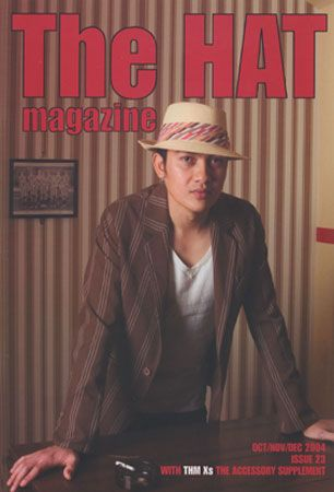 The Hat Magazine Issue #23
