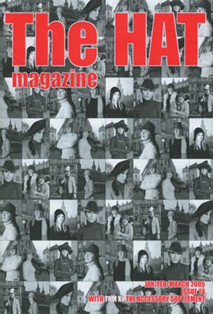 The Hat Magazine Issue #24