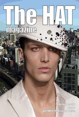 The Hat Magazine Issue #31