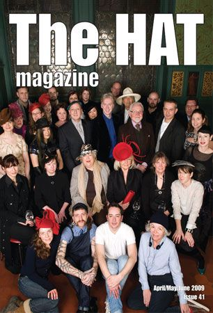 The Hat Magazine Issue #41