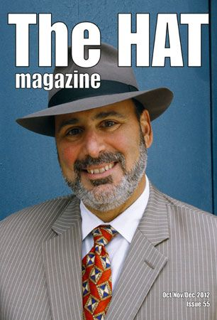 The Hat Magazine Issue #55