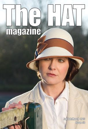 The Hat Magazine Issue #56