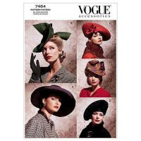 Vogue Accessories V7464 Vintage Style Hats