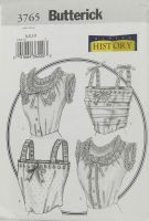 Butterick Making History 3765 Misses Historical Camisole