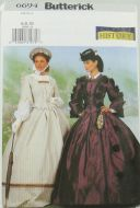 Butterick Making History 6694 Misses Top and Skirt