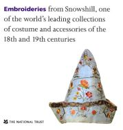 Embroideries (Fashion & Style) Hardcover