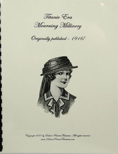Mourning Millinery