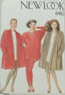 New Look 6460 Jacket, Tunic, Skirt and Trousers