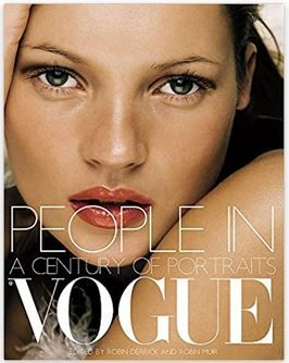 People in Vogue: A Century of Portraits Paperback  2005