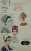 Vogue Printed Pattern 9923 An Original by John Frederics