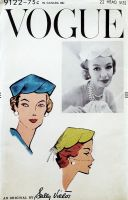 Vogue 9122 an Original by Sally Victor